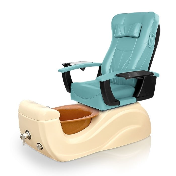 view detailed capri chair pedicure images aria expresso spa