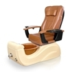 Brisa Spa Pedicure Chair Cappuccino