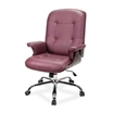 Birch Salon Customer Chair Burgundy