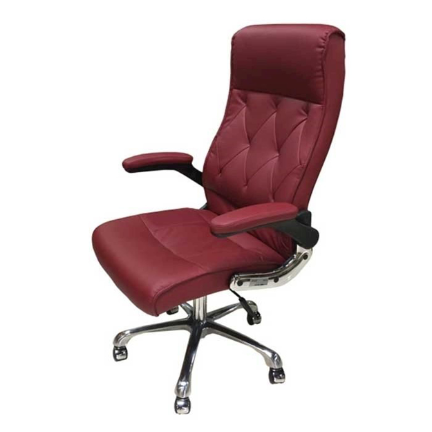Salon Customer Chair GC-006 Burgundy