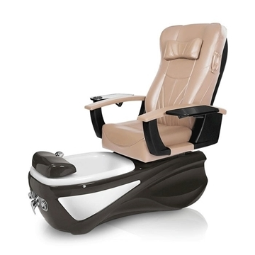 Galea Pedicure Spa Chair Sand Color
