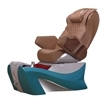 Z500 Spa Pedicure Chair Cappuccino