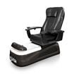 PSD-100 spa chair in black leather