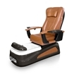 PSD-100 spa chair in cappuccino leather