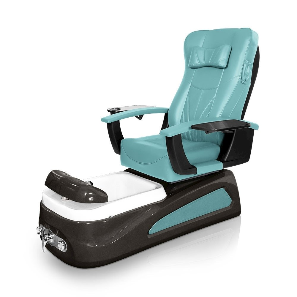 PSD-100 spa chair in neptune leather