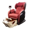 fiori 9000 spa chair with flame bowl and red chair