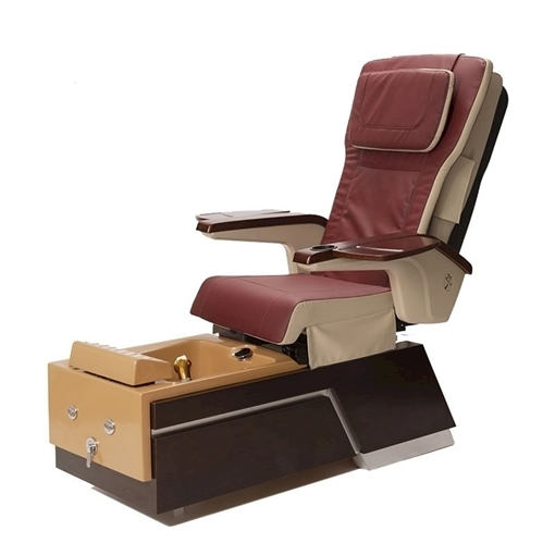 T-1000 Spa Chair iRest Model Red Color