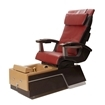 T-1000 Spa Chair HT-138 Model Red Color