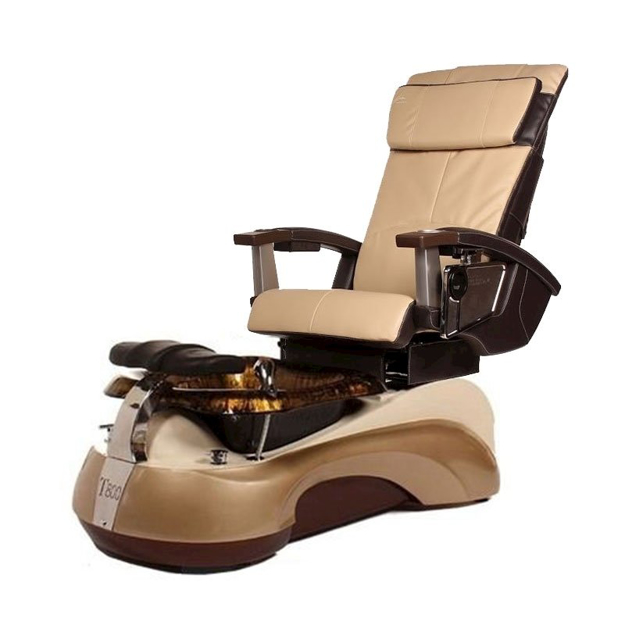 T-800 Spa Chair With Cream HT-138 Massage System