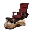 T-800 Spa Chair With Red HT-138 Massage System