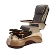 T-800 Spa Chair With Espresso iRest Massage System