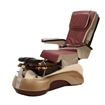 T-800 Spa Chair With Red iRest Massage System