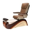 T812 spa chair with iRest massage cappuccino