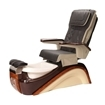 T812 spa chair with iRest massage espresso