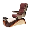 T812 spa chair with iRest massage red