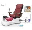 Daisy 3 spa chair with air vent system