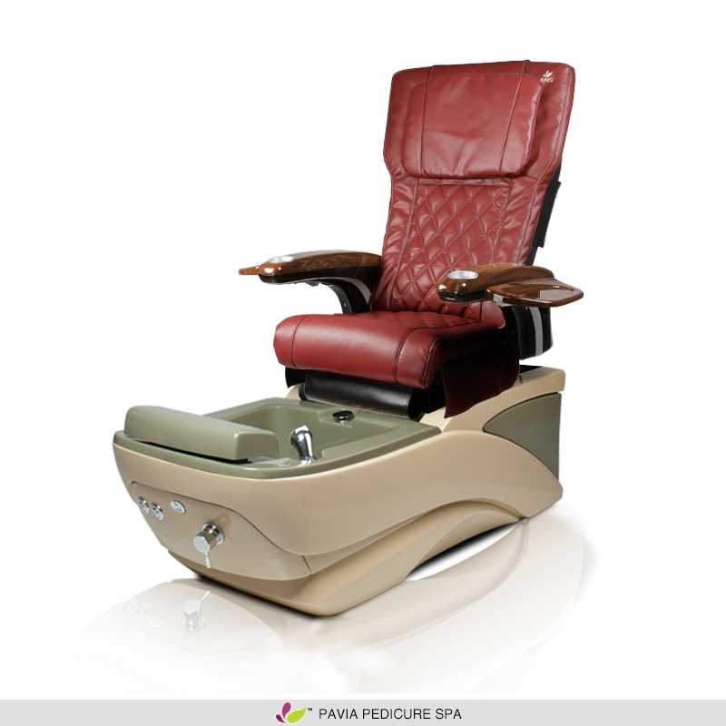 Picture of Pavia Pedicure Spa Chair