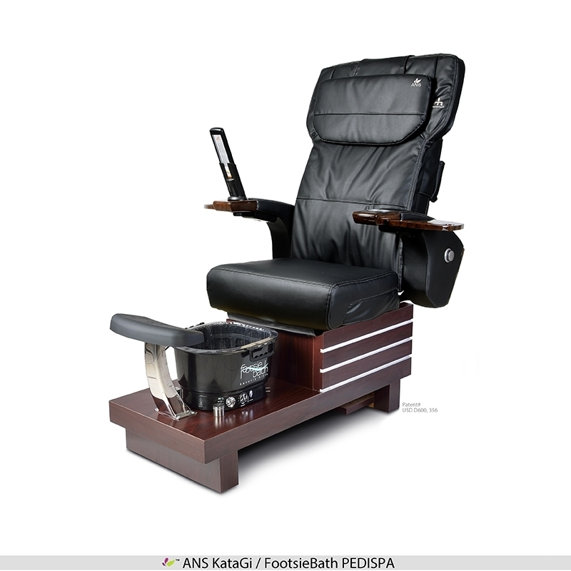 Picture of ANS Kata-Gi Pedicure Spa with Footsie Bath
