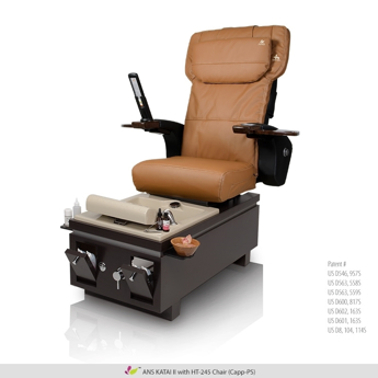 Picture of ANS Katai 2 Pedicure Spa Chair