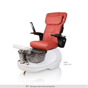 Picture of GSpa F Pedicure Spa Chair