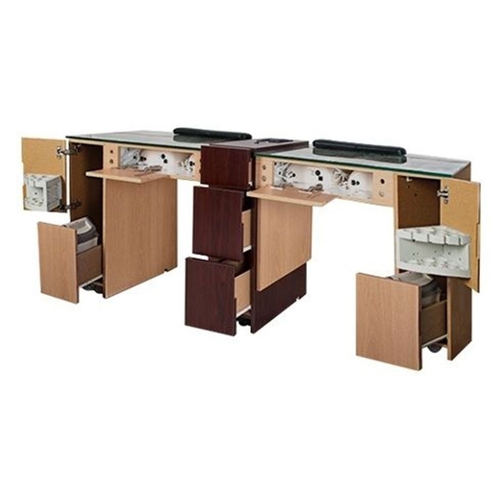 Picture of Ion Double Manicure Table
