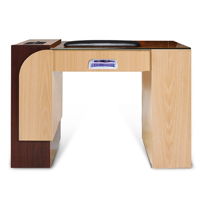Picture of Ion Manicure Table with Hi-Power LED Light