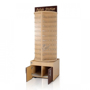 Picture of Deluxe Wooden Rotary Polish Stand Rack