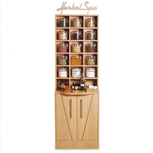 Picture of Mini Herbal Display Cabinet