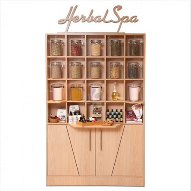 Picture of Herbal Display Cabinet