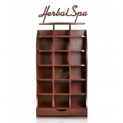 Picture of Herbal Deluxe Wall Rack