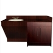 Picture of Contemporary Single Sink Cabinet