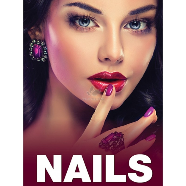 Picture of Đề Can Nails - H-4