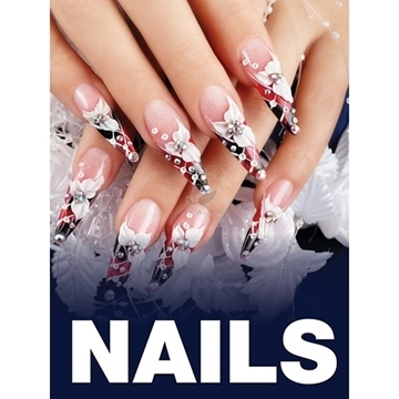 Picture of Đề Can Nails - H-5