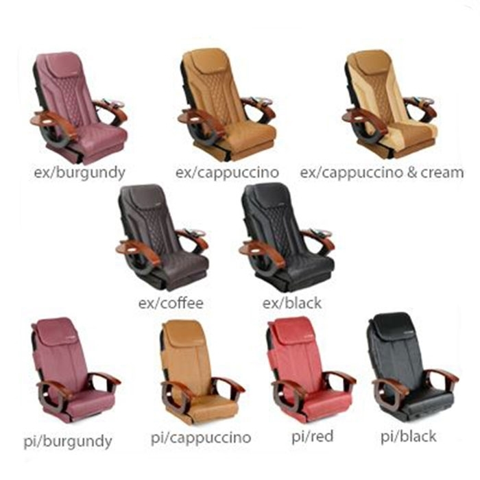 top chair color options