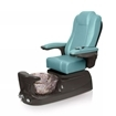 Liberte pedicure spa in espresso base and neptune chair