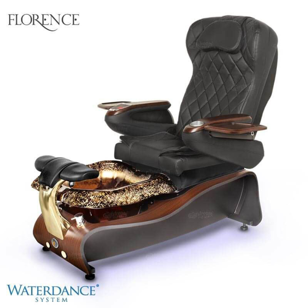 Picture of Florence Pedicure Spa Chair