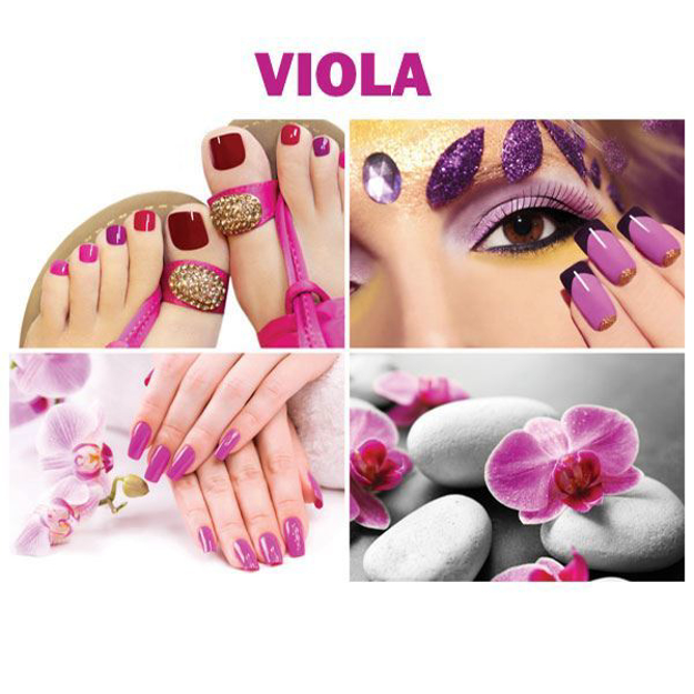 Picture of Viola Canvas Mural