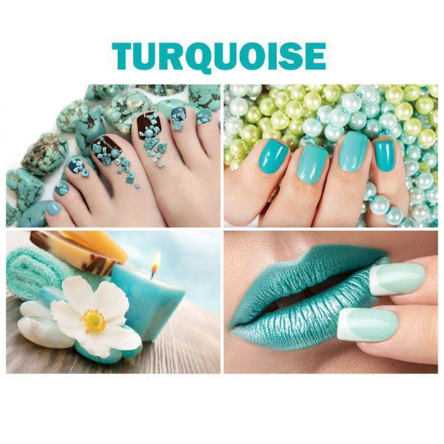 Picture of Bộ Tranh Vải Turquoise
