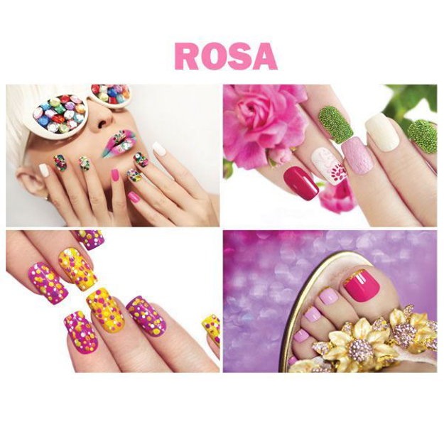 Picture of Rosa Canvas Murals