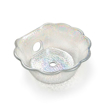 Crystal Scallop Bowl For ANS Pedicure Chairs