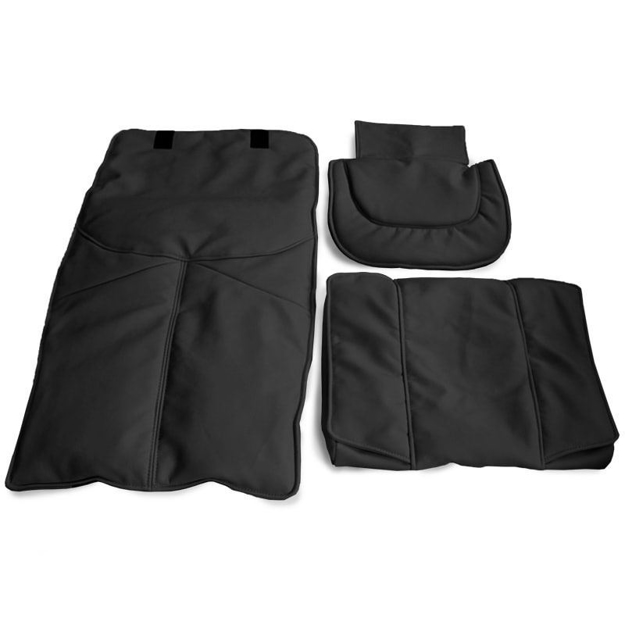 black Gulfstream GS2510 – 9640 Chair Cover Set