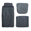 Grey Pedispa Of America 777 pedicure chair cushion set