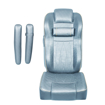 Glacier Blue Lexor Elite Ultraleather Cushion Set