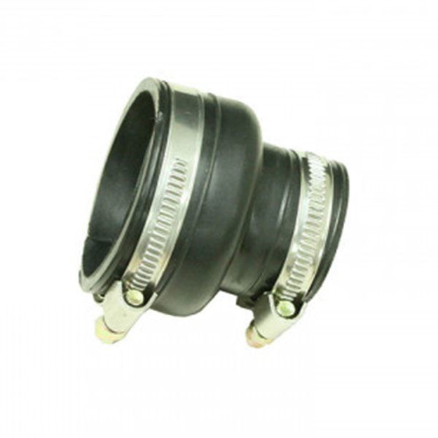 "Picture of Lexor 1 1/2"" - 1"" Rubber Connector"
