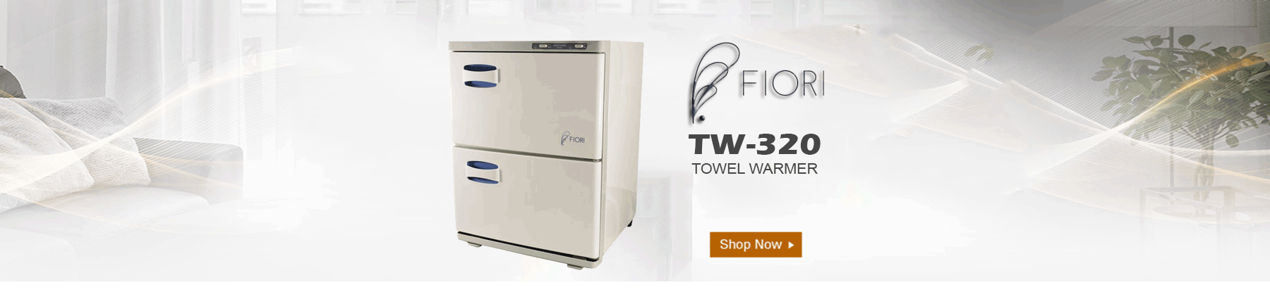 Fiori TW-320 towel warmer