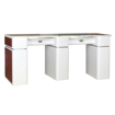 Picture of T-39 Double Manicure Table