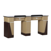 Picture of T-106 Double Manicure Table