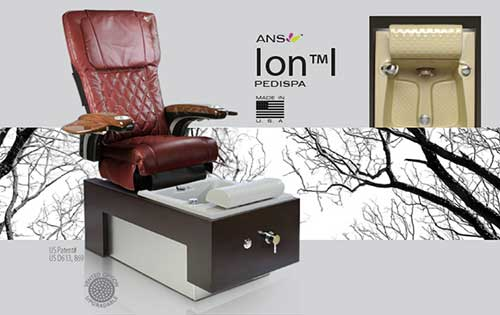 Ion 1 pedicure chair intro