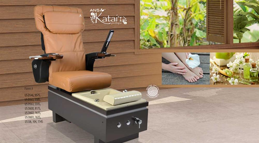 Katai Pedicure Chair Promotional Banner