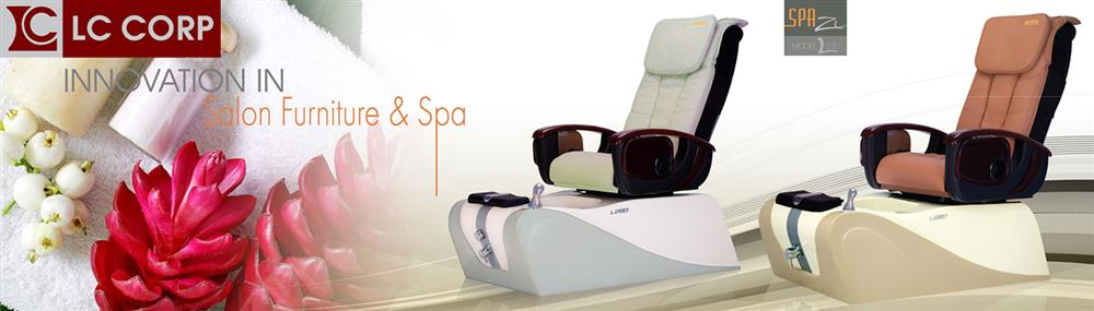 L280 pedicure chair banner